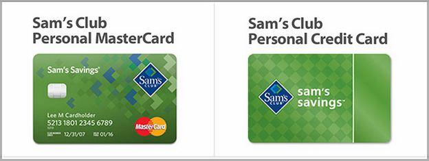 Sam's Club Business Credit Card Account