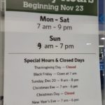 Sam's Club Business Hours For Business Members