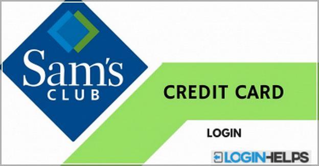 Sam's Club Credit Card Login Synchrony Bank