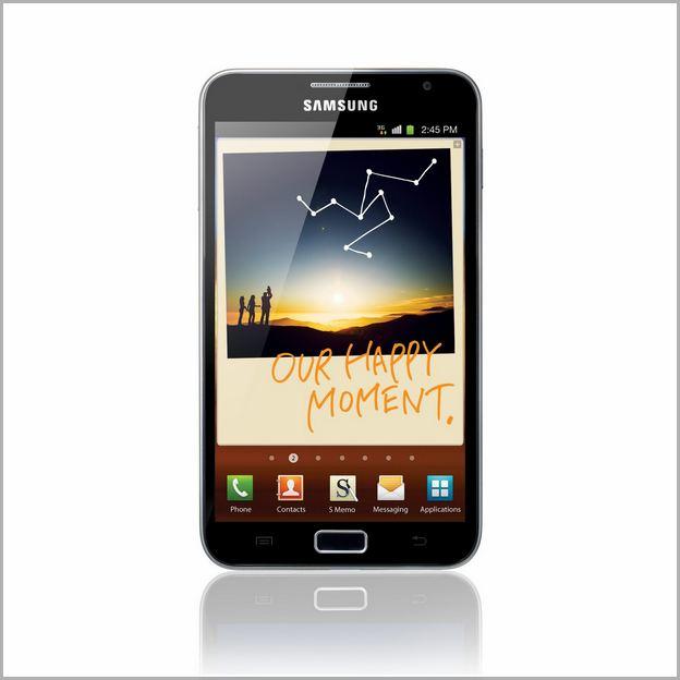 Samsung Note 8 Specs