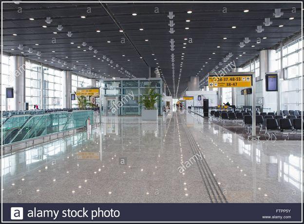 Sao Paulo Airport Departures