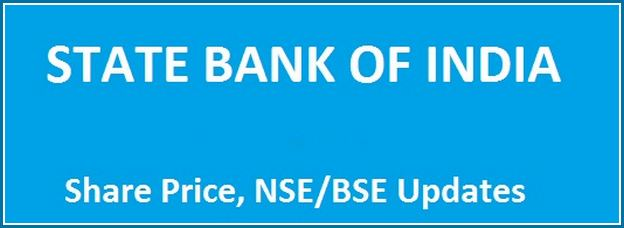 Sbi Bank Share Price Bse India
