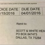 Scott And White Insurance Phone Number