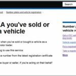 Sell My Car Dvla Gov