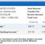 Sending Money Walmart To Walmart