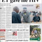 South African Newspaper