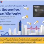 Southwest Credit Card Offers California