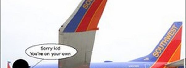Southwest Travel Funds For Someone Else