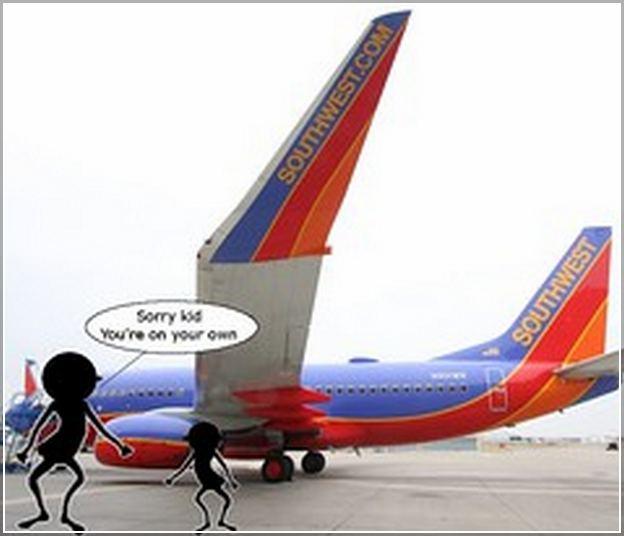 Southwest Travel Funds For Someone Else