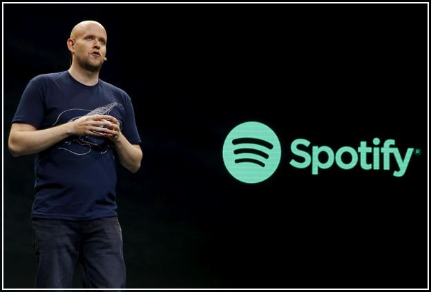 Spotify Ipo Listing Date