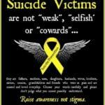 Suicide Prevention Quotes 2018