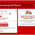 Target Credit Card Payment Address