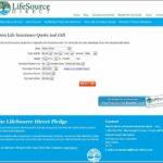 Term Life Insurance Cost Calculator