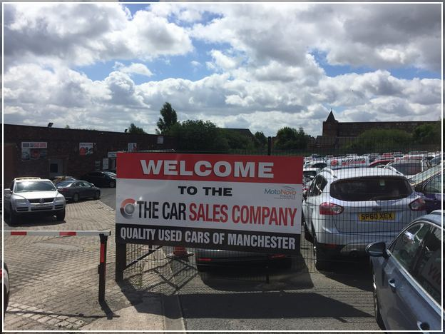 The Car Company Bury