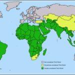 Third World Countries List 2019