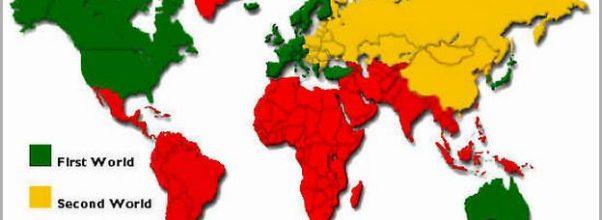 Third World Countries List Cold War