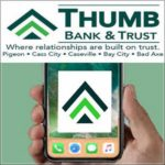 Thumb National Bank Cass City Michigan