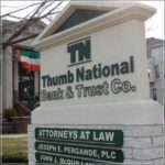 Thumb National Bank Hours