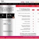 Tjx Credit Card Online Access
