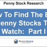 Top Penny Stocks To Watch Now