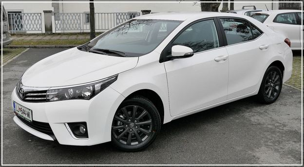 Toyota Corolla Lease $79