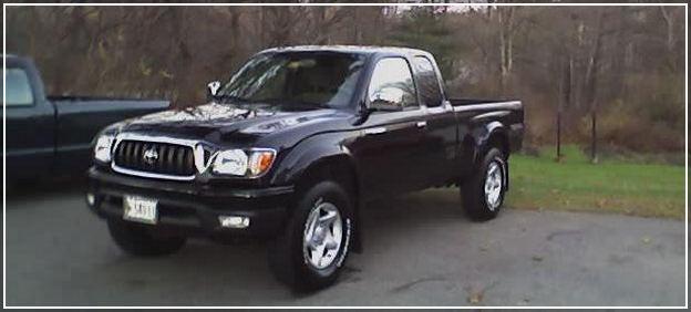 Toyota Tacoma Lease Denver