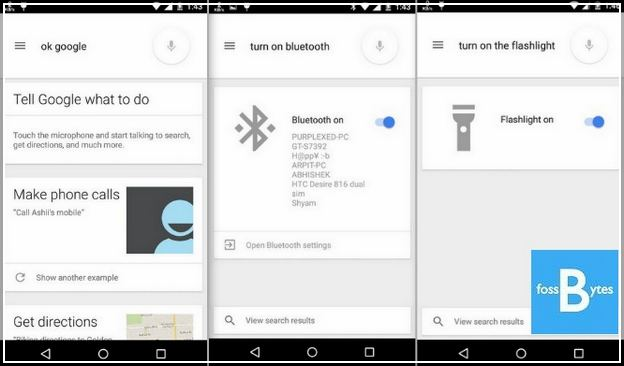 Turn Off Google Voice Command