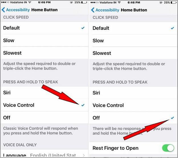 Turn Off Google Voice Response