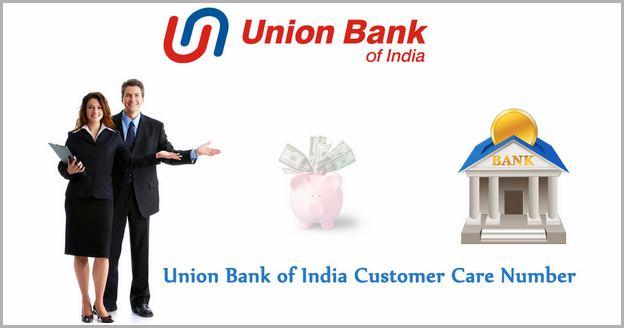 Union Bank Of India Customer Care
