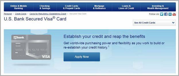 Us Bank Secured Credit Card Reviews