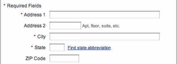 Usps Verify Address Lookup