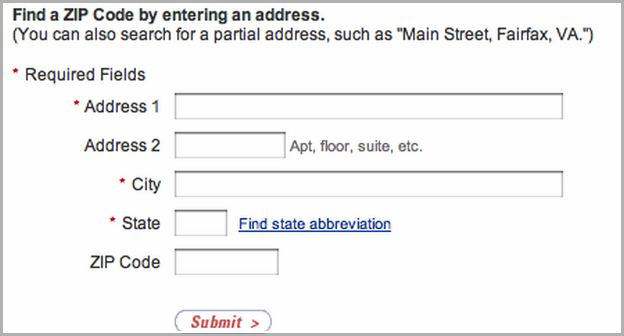 Usps Verify Address Lookup