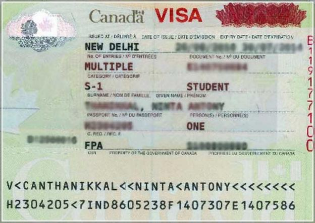 Visa For India From Canada