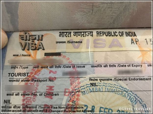 Visa For Indian Citizens
