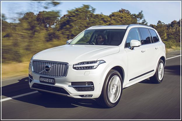 Volvo Xc90 Lease Boston