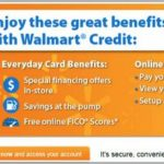 Walmart Credit Card Balance Insurance