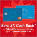 Walmart Credit Card Payment Login Synchrony Bank