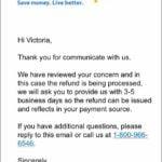 Walmart Customer Service Complaint