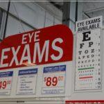 Walmart Eye Exam Cost 2017