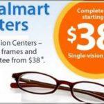 Walmart Eye Exam Cost Coupon