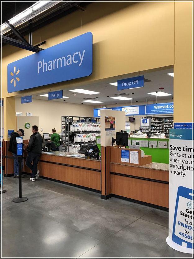 Walmart Pharmacy Phone Number Near Me