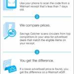 Walmart Savings Catcher Instructions