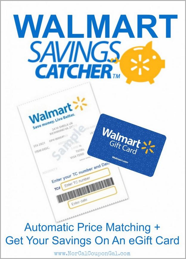 Walmart Savings Catcher Rewards Disappeared