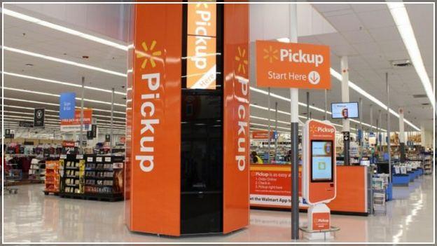 Walmart Store Pickup Hours
