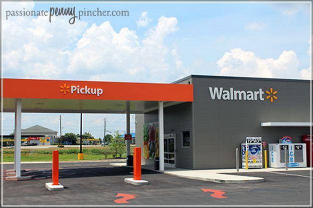 Walmart Store Pickup Policy