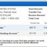 Walmart To Walmart Money Transfer Max Amount