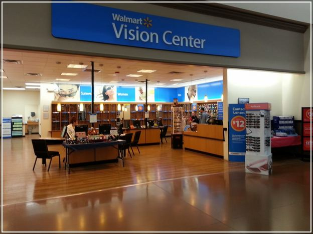 Walmart Vision Center Appointment Near Me
