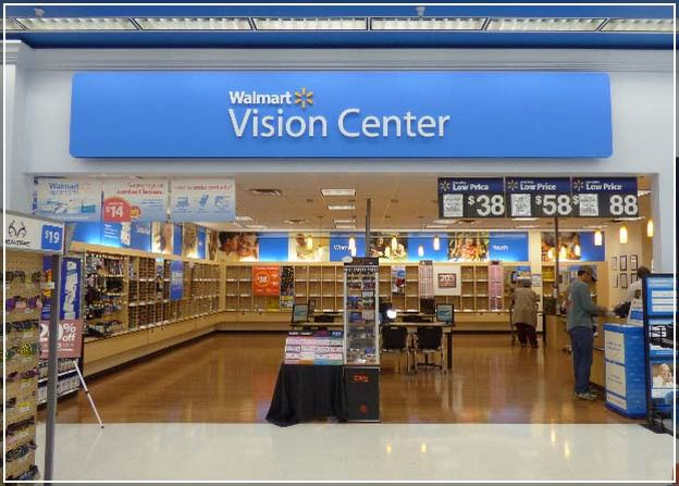 Walmart Vision Center Appointment