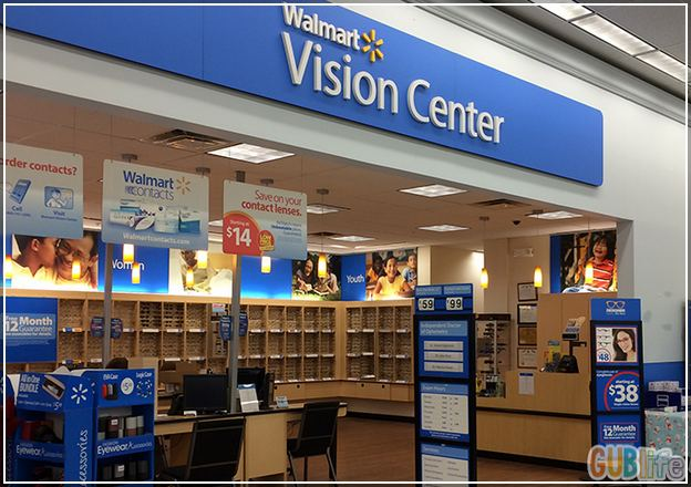 Walmart Vision Center Eyeglass Prices