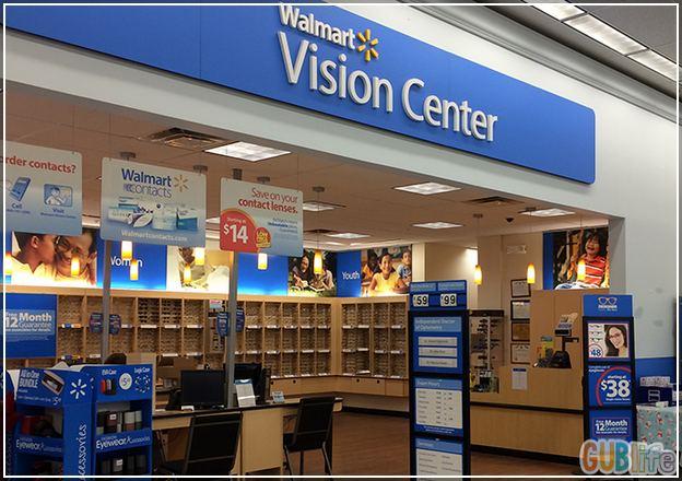 Walmart Vision Center Frames Prices